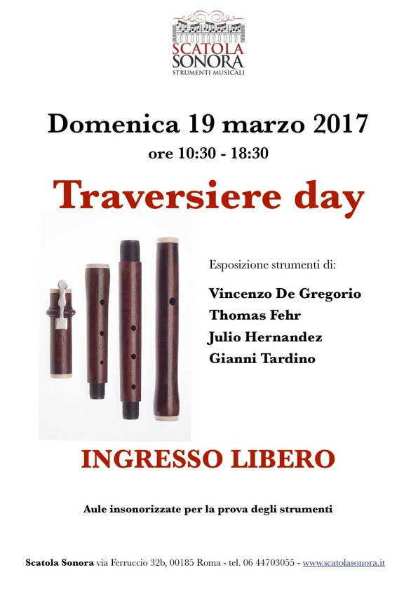 TRAVERSIERE DAY
