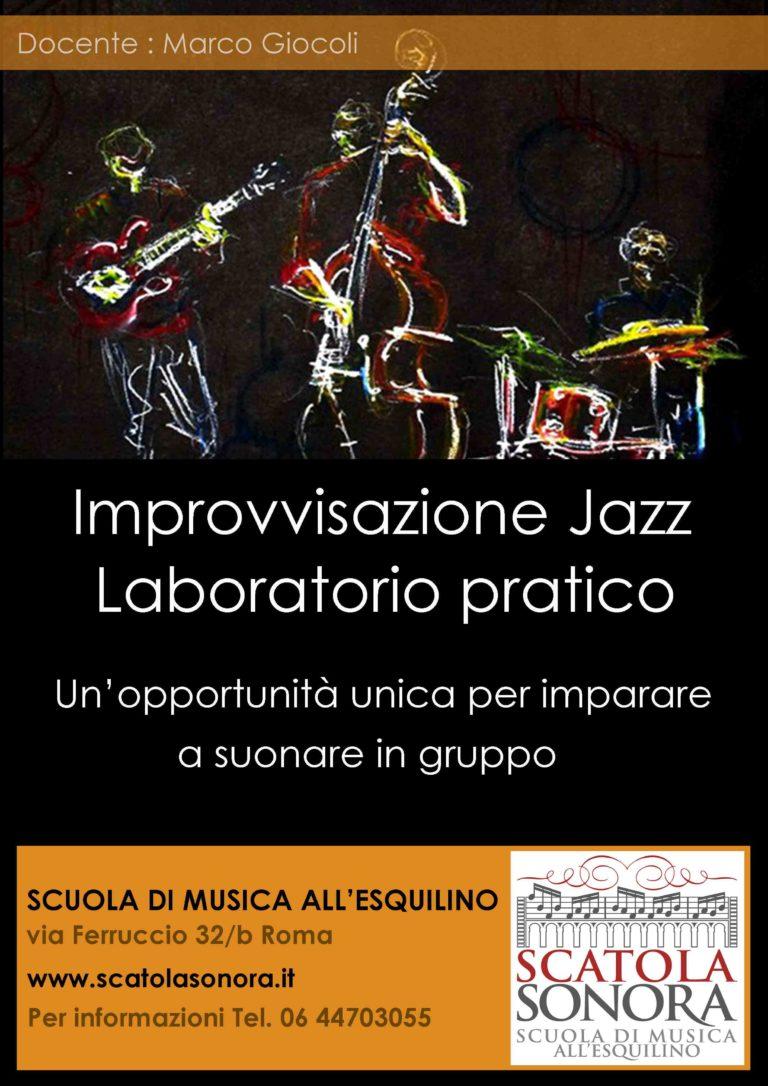 Laboratorio pratico di improvvisazione jazz