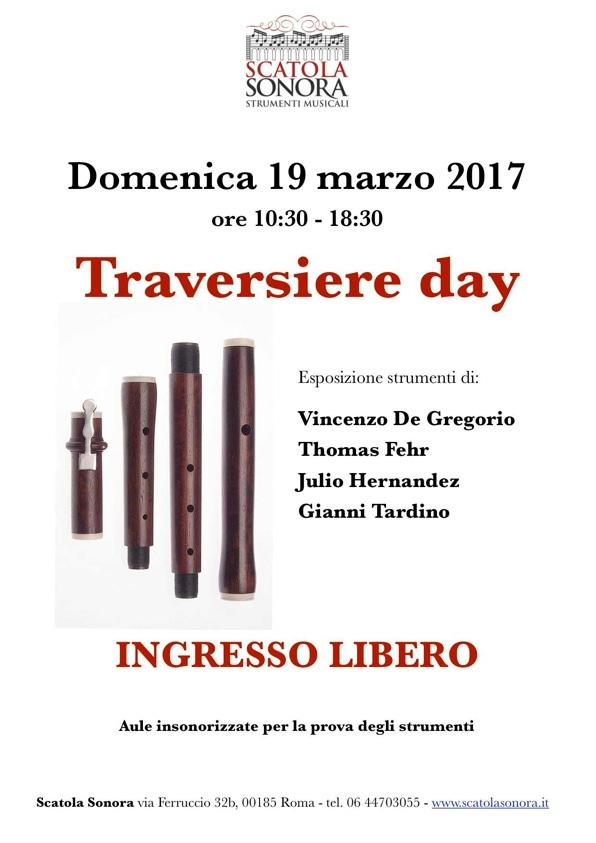 TRAVERSIERE DAY 19 marzo 2017