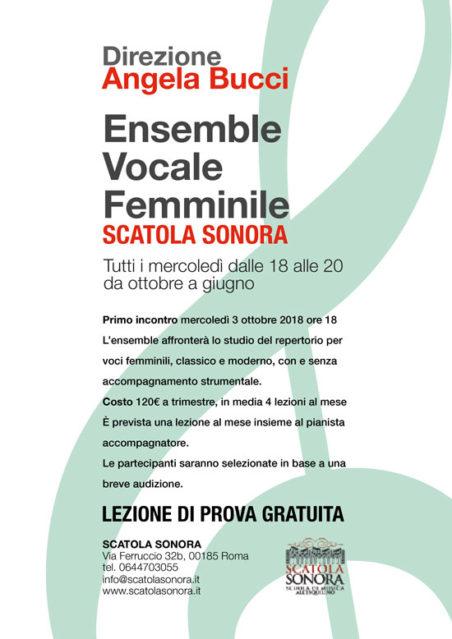Ensemble Vocale Femminile