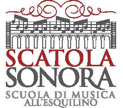 Scatola Sonora - Scuola di musica a Roma - Strumenti musicali a Roma - Accademia di Musica - Edizioni musicali