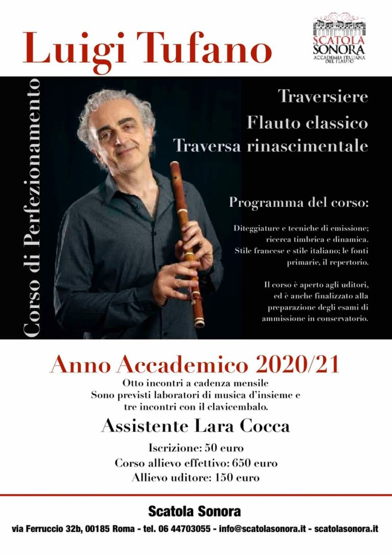 LUIGI TUFANO Anno Accademinco 2020/21