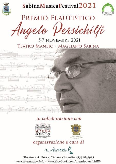 Premio Flautistico Angelo Persichilli 2021